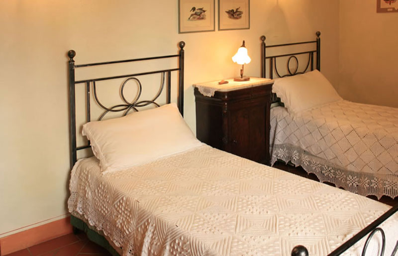 Casa Letizia - Double bedroom twin bedded